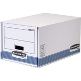 Fellowes bankers BOX system Archiv-Schublade, blau