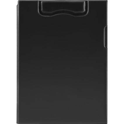 magnetoplan Magnetische Klemmbrett-Mappe, schwarz