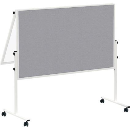 MAUL Moderationstafel MAULsolid, 1500 x 1200 mm, klappbar