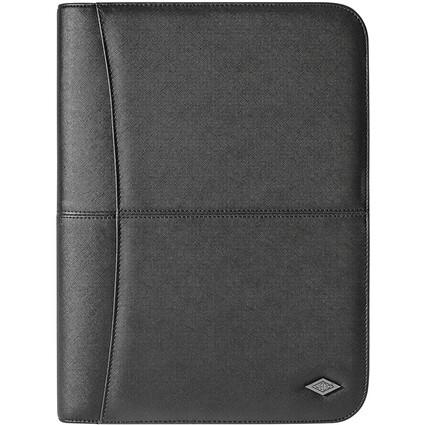 WEDO Tablet-PC Organizer Accento, A4, Kunstleder, schwarz