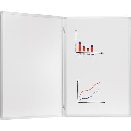 FRANKEN Klapptafel, 1 Flügel, (B)900 x (H)1.200 mm