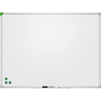 FRANKEN Weißwandtafel U-Act! Line, emailliert, 1.800x1.200mm