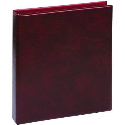 HERMA Foto-Ringbuch 240 classic, 265 x 315 mm, bordeaux