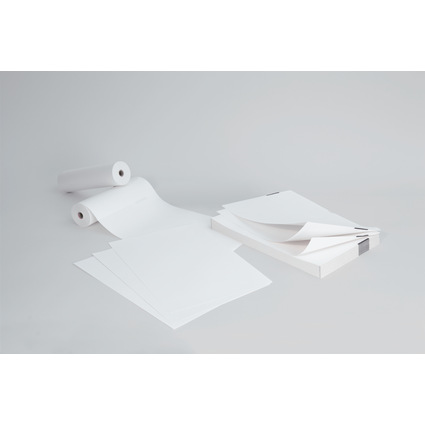 "sigel Endlosfalz-Thermopapier ""Premium"", blanko, A4, 76 g/qm"