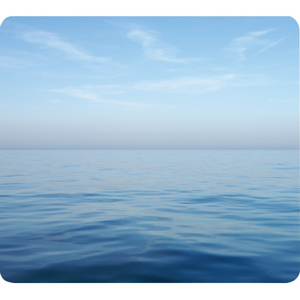 Fellowes Maus Pad EARTH, Motiv: Ozean, rechteckig