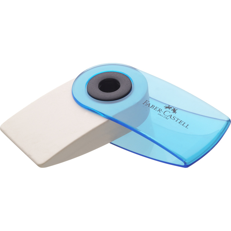 fabercastell kunststoffradierer sleeve mini sortiert