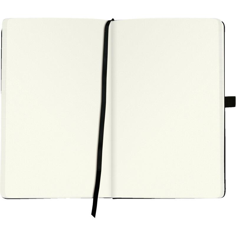 herlitz Notizbuch my.book classic schwarz DIN A5-96 Blatt
