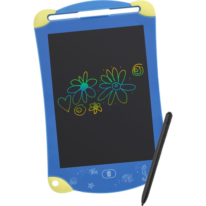 21,59 cm WEDO LCD Schreib /& Maltafel 8,5 Zoll blau