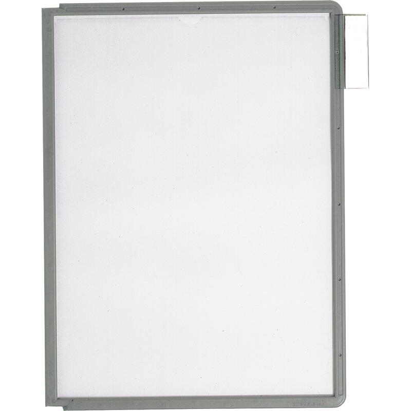 DURABLE Sichttafel SHERPA, DIN A4, Rahmen: graphit 5606-37 bei www ...