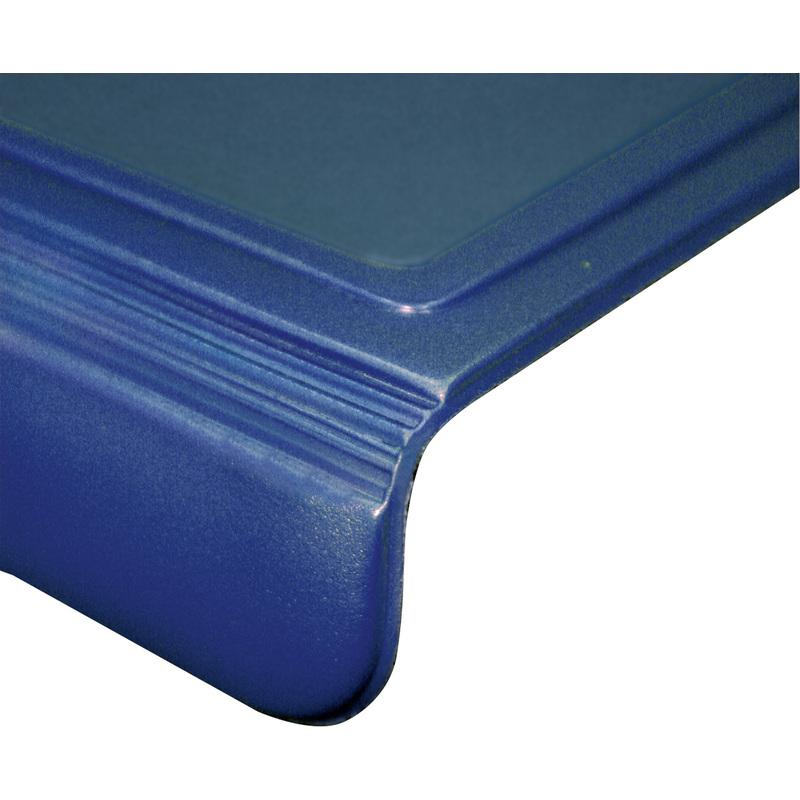 durable schreibunterlage mit kantenschutz schwarz 7293 01 bei g nstig kaufen. Black Bedroom Furniture Sets. Home Design Ideas