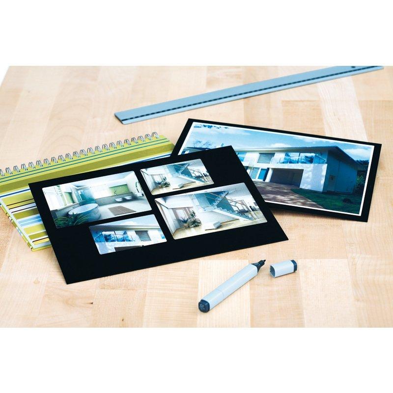 HERMA Hochglanz Etiketten SPECIAL 96,0 x 139,7 mm weiß 100 Etiketten