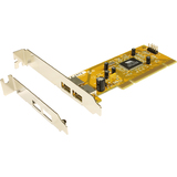 EXSYS usb 2.0 pci Karte, 32 bit mit via Chipsatz, 2 Port