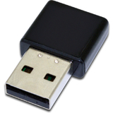 DIGITUS wireless LAN usb 2.0 Adapter, 300 MBit/Sek., schwarz