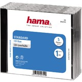 "hama CD-Leerhülle ""Standard"", jewel Case, Kunststoffbox"
