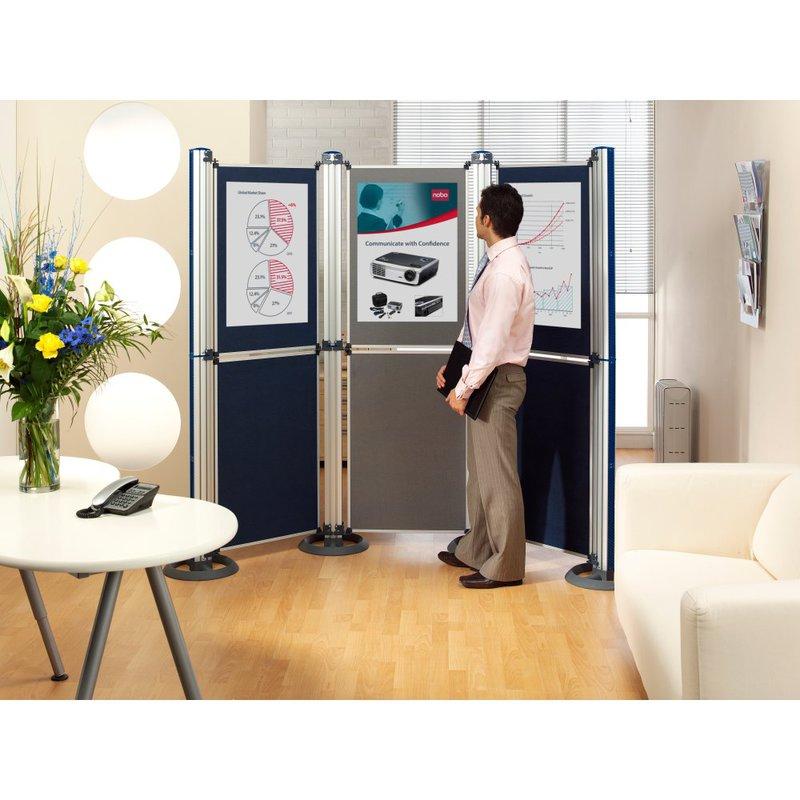 nobo filzpaneel din a1 passend f r s ule und standfu. Black Bedroom Furniture Sets. Home Design Ideas
