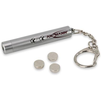 """ANSMANN Laserpointer """"Keychain 2 in 1"""""""