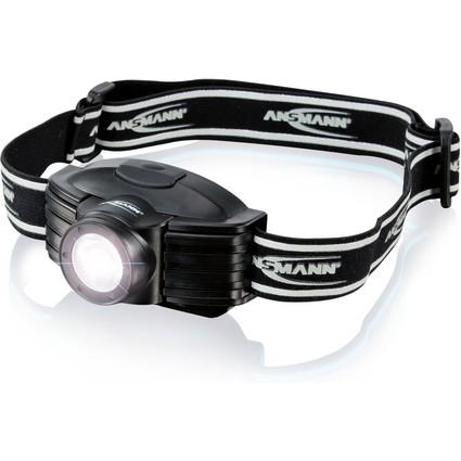 "ANSMANN LED-Kopflampe ""HEADLIGHT FUTURE"", Leistung: 1,8 Watt"