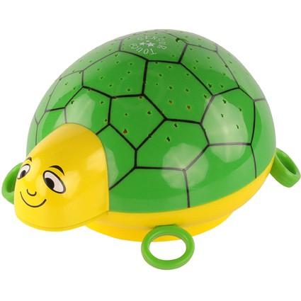 """ANSMANN Sternenlicht """"Schildkröte"""", grün / gelb"""