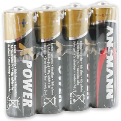 "ANSMANN Alkaline Batterie ""X-Power"", Mignon AA, 40er Display"