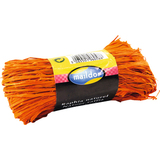 Clairefontaine Raffia-Naturbast, orange