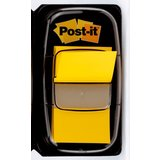 Post-it haftmarker Index, 25,4 x 43,2 mm, gelb