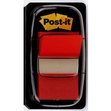 Post-it haftmarker Index, 25,4 x 43,2 mm, rot