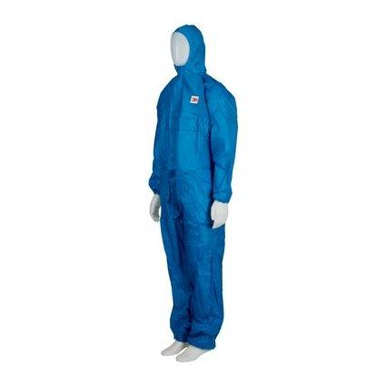 3M Schutzanzug 4500, Kategorie: I, Größe: L, Farbe: blau