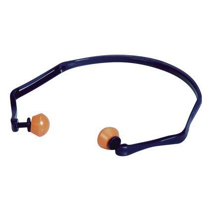 3M Bügel-Gehörschutz 1310, Bügel: blau, Stöpsel: orange