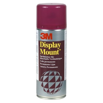 "3M Scotch Sprühkleber ""Display Mount"", 400 ml"