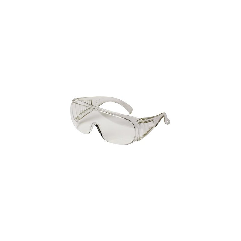3m schutzbrille visitorc f r brillentr ger transparent viscc1 bei g nstig kaufen. Black Bedroom Furniture Sets. Home Design Ideas