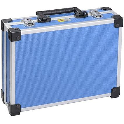 "allit Utensilien-Koffer ""AluPlus Basic"", Größe: L, blau"