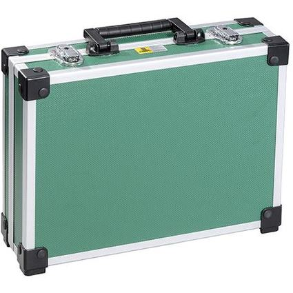 "allit Utensilien-Koffer ""AluPlus Basic"", Größe: L, grün"