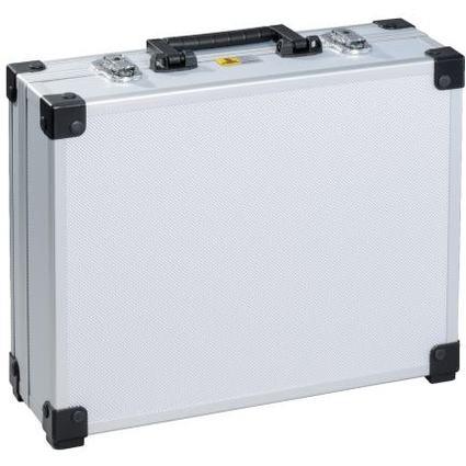 "allit Utensilien-Koffer ""AluPlus Basic"", Größe: L, silber"