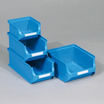 allit Einsteckschild für Sichtlagerkasten ProfiPlus Box 1