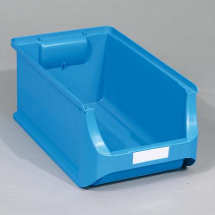 allit Einsteckschild für Sichtlagerkasten ProfiPlus Box 4