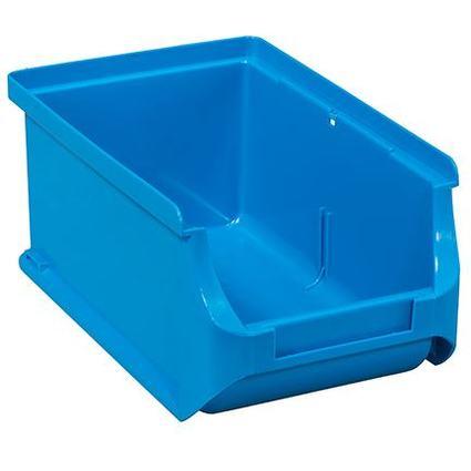 allit Sichtlagerkasten ProfiPlus Box 2, aus PP, blau