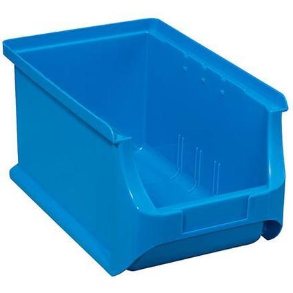 allit Sichtlagerkasten ProfiPlus Box 3, aus PP, blau