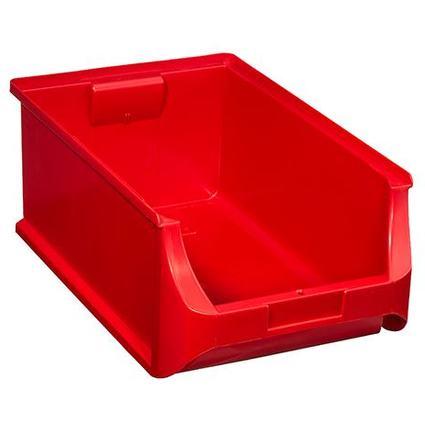 allit Sichtlagerkasten ProfiPlus Box 5, aus PP, rot