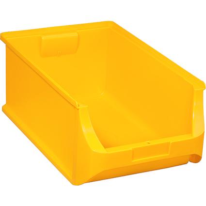 allit Sichtlagerkasten ProfiPlus Box 5, aus PP, gelb