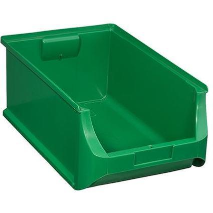 allit Sichtlagerkasten ProfiPlus Box 5, aus PP, grün