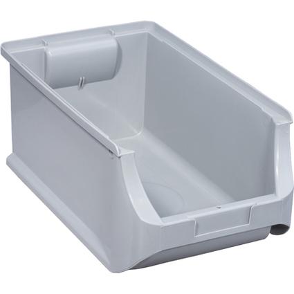 allit Sichtlagerkasten ProfiPlus Box 4, aus PP, grau