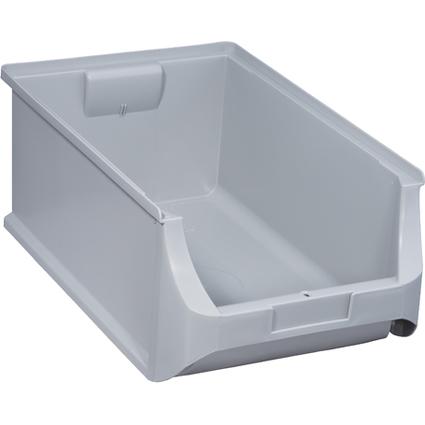 allit Sichtlagerkasten ProfiPlus Box 5, aus PP, grau