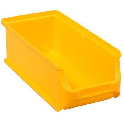 allit Sichtlagerkasten ProfiPlus Box 2L, aus PP, gelb