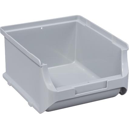 allit Sichtlagerkasten ProfiPlus Box 2B, aus PP, grau