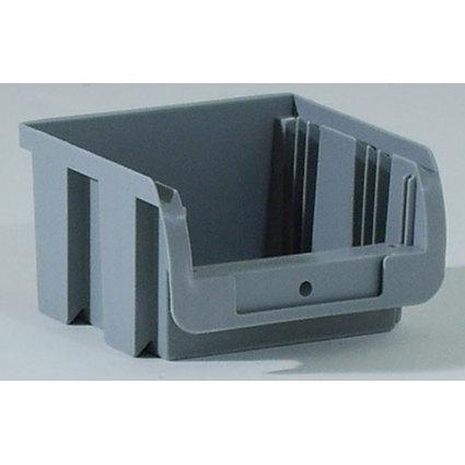 allit Sichtlagerkasten ProfiPlus Compact 1, aus PP, grau