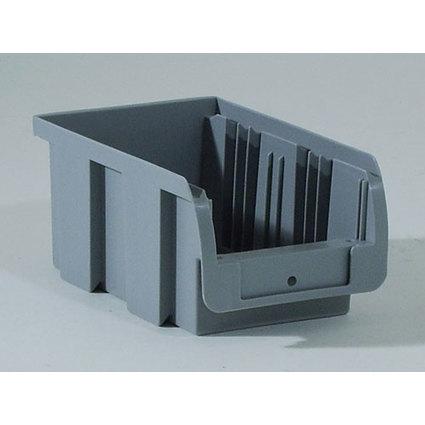allit Sichtlagerkasten ProfiPlus Compact 2, aus PP, grau