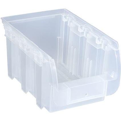 allit Sichtlagerkasten ProfiPlus Compact 3, transparent