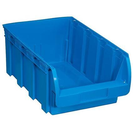 allit Sichtlagerkasten ProfiPlus Compact 5, aus PP, blau